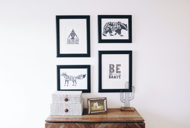Creative Ways Framed Prints Can Brighten Your Home
