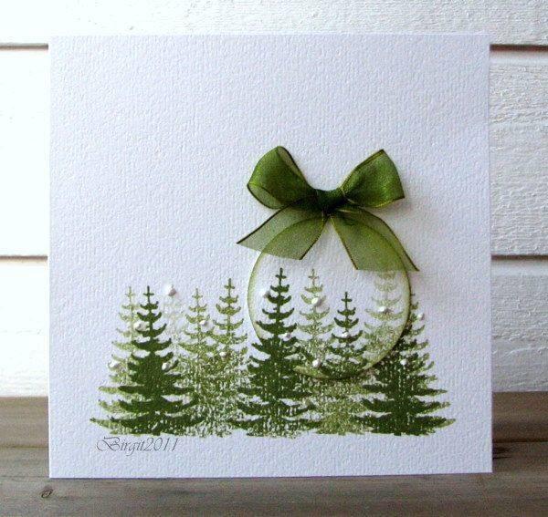 8 Original and DIY Christmas Postcards to Make at Home