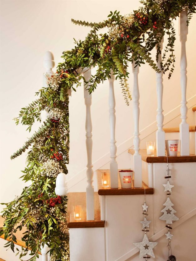 Christmas Garlands to Decorate Your Home With Large Doses of Magic
