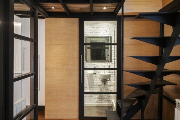 Spaciously Renovated Penthouse in Barcelona