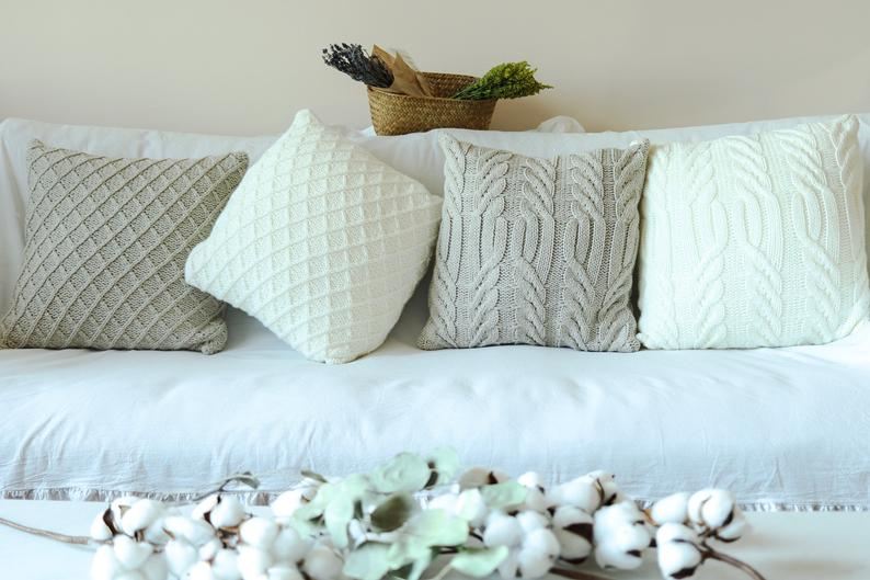 15 Beautiful Winter Pillow Designs For A Cozy Atmosphere