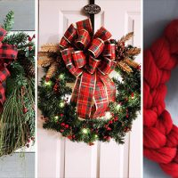 15 Beautiful Christmas Wreath Designs That Will Inspire You