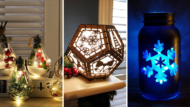 15 Whimsical Winter Light Decorations You'll Love