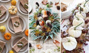 16 Magical DIY Thanksgiving Table Decor Ideas Everyone Will Love