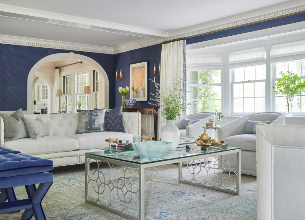 17 Sublime Traditional Living Room Designs With A Charm Of Their Own