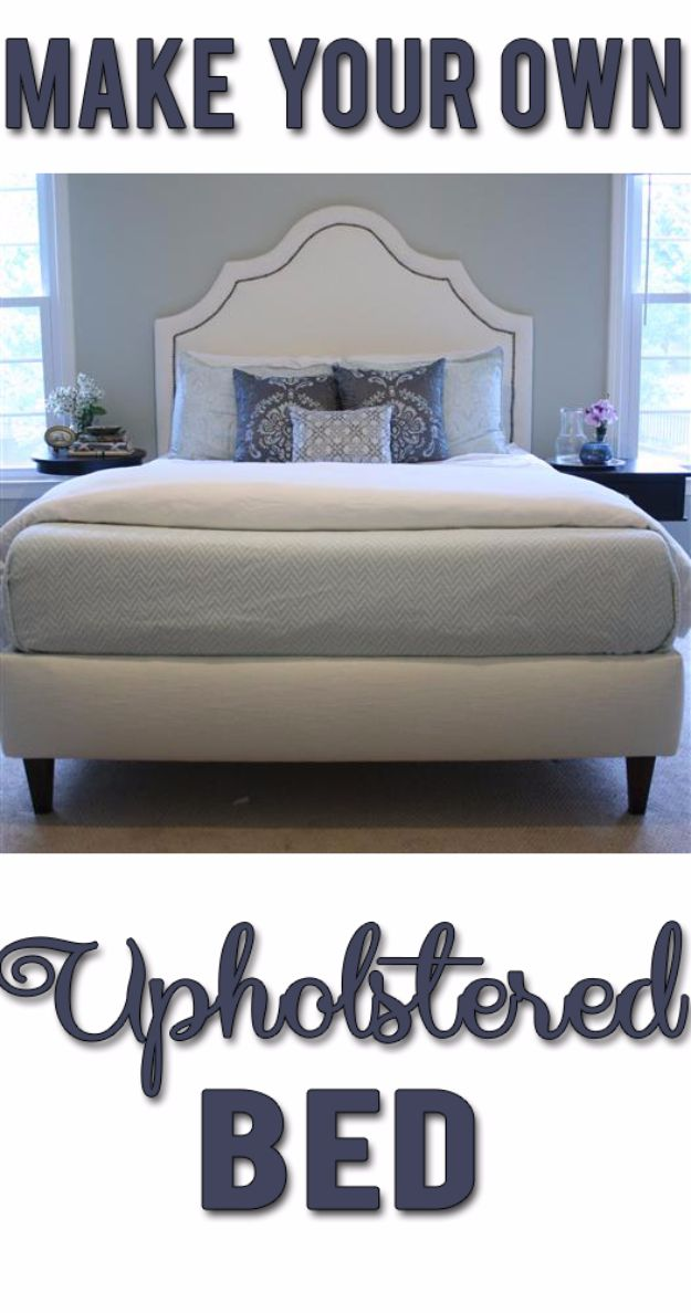18 Exquisite DIY Platform Bed Projects That Can Save You Tons Of Money