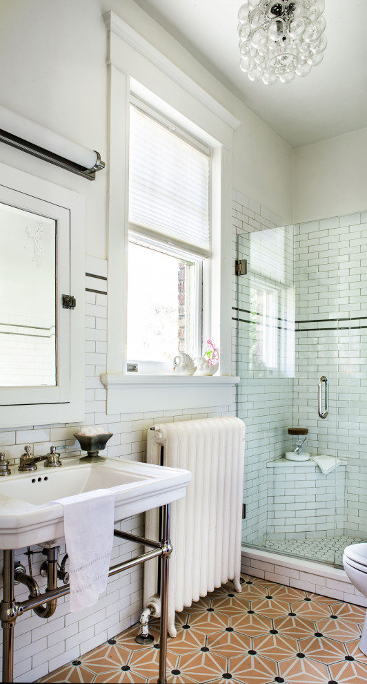 18 Outstanding Traditional Bathroom Designs You Will Enjoy