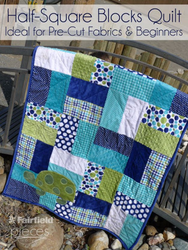 18 Super Simple DIY Quilt Ideas You Will Want To Craft Right Away