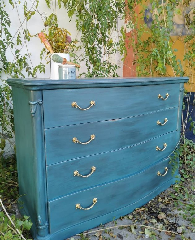 Before & After: The Best Changes With Chalk Paint