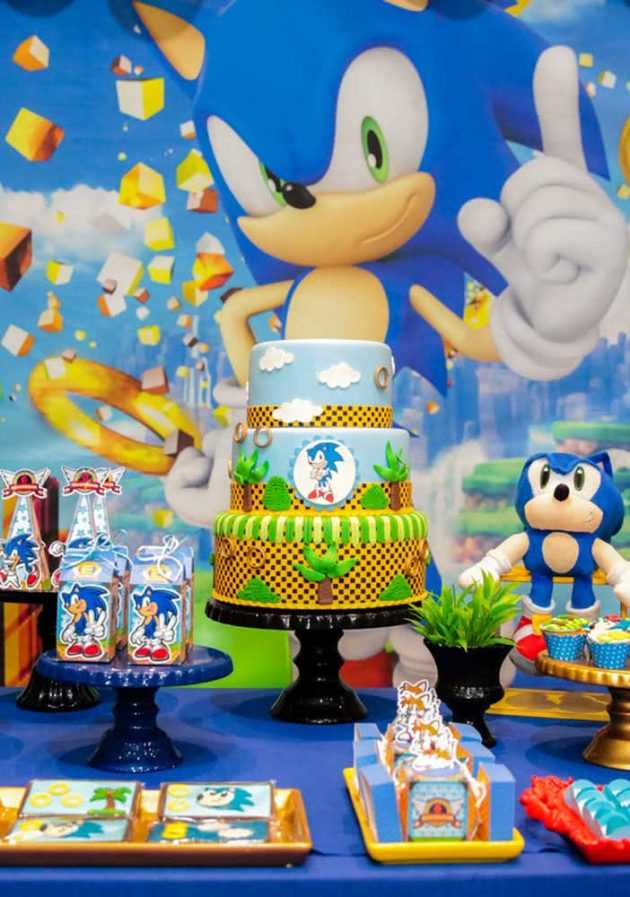 Tips for Organizing an Unforgettable Sonic Party