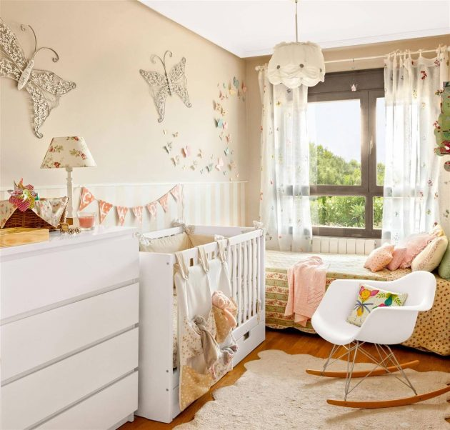 9 Decorating Ideas for the Baby's Room