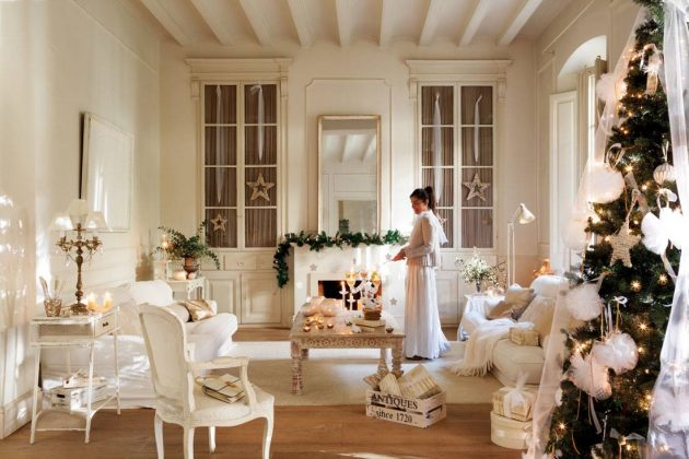 Christmas: 5 Styles to Decorate the House