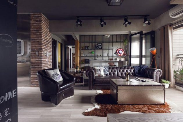 Incredible Inspirations for Industrial Decor
