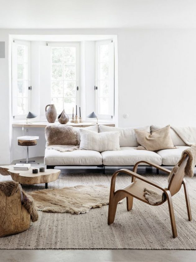 What Materials Associate With White Color?