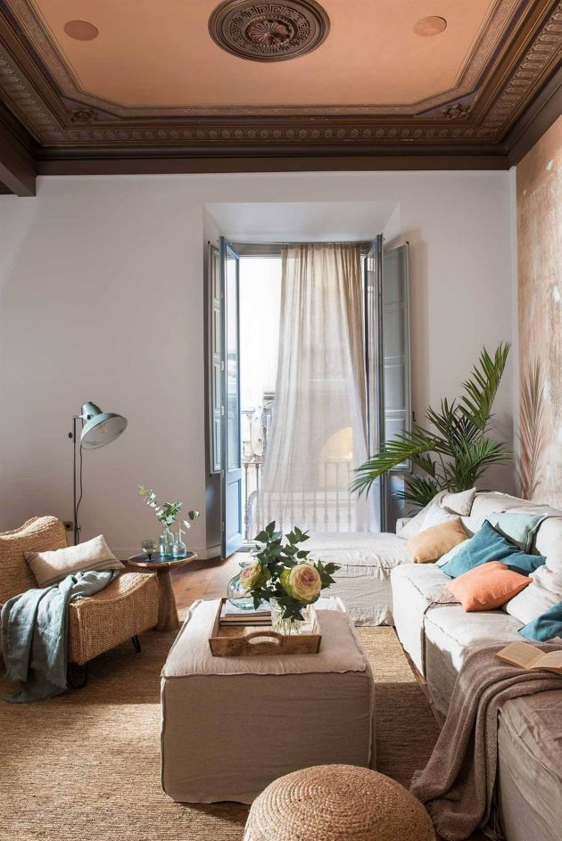 10 Optimistic Rooms With Just a Touch of Color