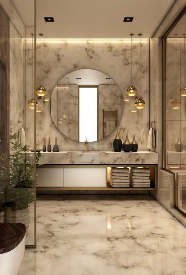 Porcelain Worktop - Advantages and Essential Tips With Inspiring Photos