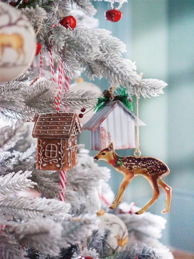 How to  Decorate the Christmas Tree - Proposals for All Tastes