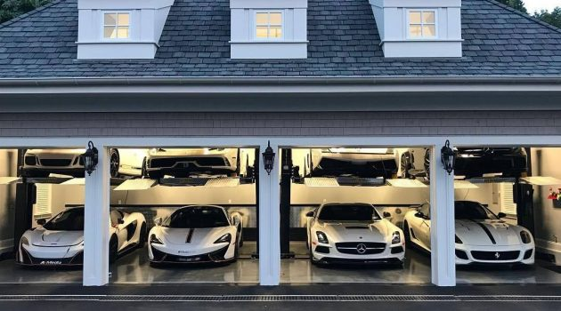 Taking Care of Exotic Cars With a Great Garage