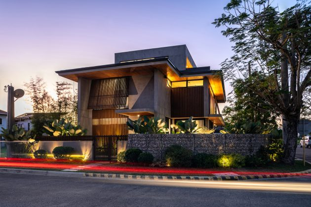 Bahay Sibi House by Platform 21 Architecture in Baliuag, Philippines