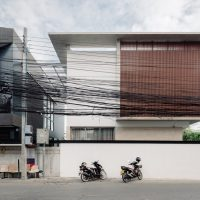Bird Bom House by FLAT12X in Bangkok, Thailand
