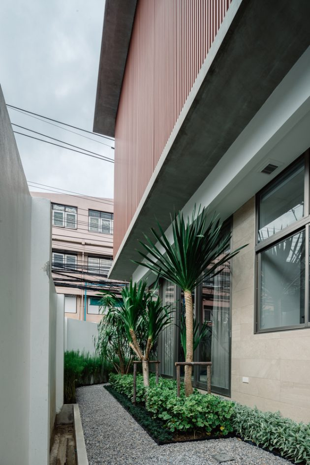 Bird Bom House by FLAT12X in Bangkok, Thailand
