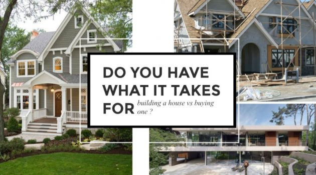 To Buy or To Build a House? Here's How to Decide