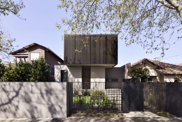 Elwood Residence by SJB in Melbourne, Australia