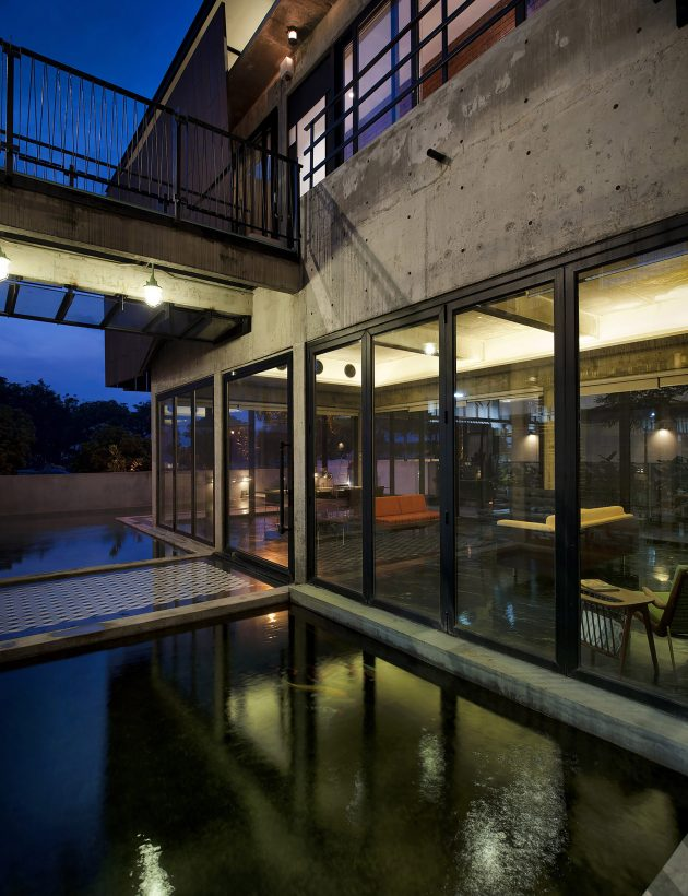 House at Glenhill Saujana by Seshan Design in Shah Alam, Malaysia