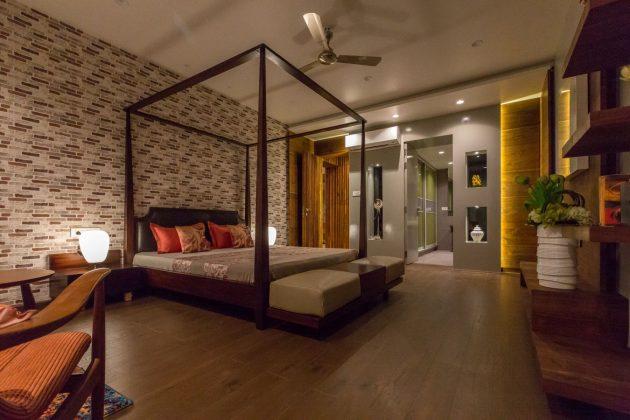 Jagtap Residence by Sujata Chitalwala and Husain Jariwala in Pune, India