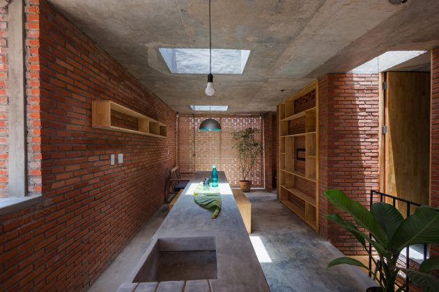 LT House by Tropical Space in Vietnam