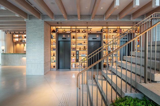 New Zentis Osaka Hotel Offers A Modern Take On The City's Urban Edginess