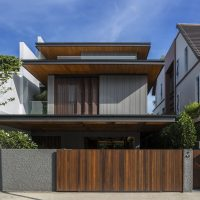Open Ended House by Wallflower Architecture + Design in Singapore