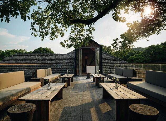 Sisan Hupao 1934 by SYY Decoration Design in Hangzhou, China