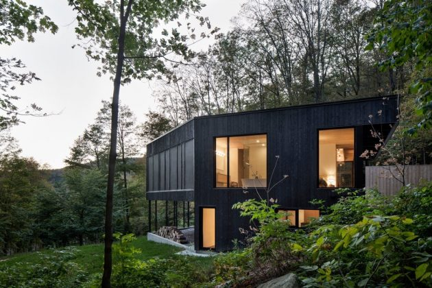 The Rock by Atelier General in Quebec, Canada