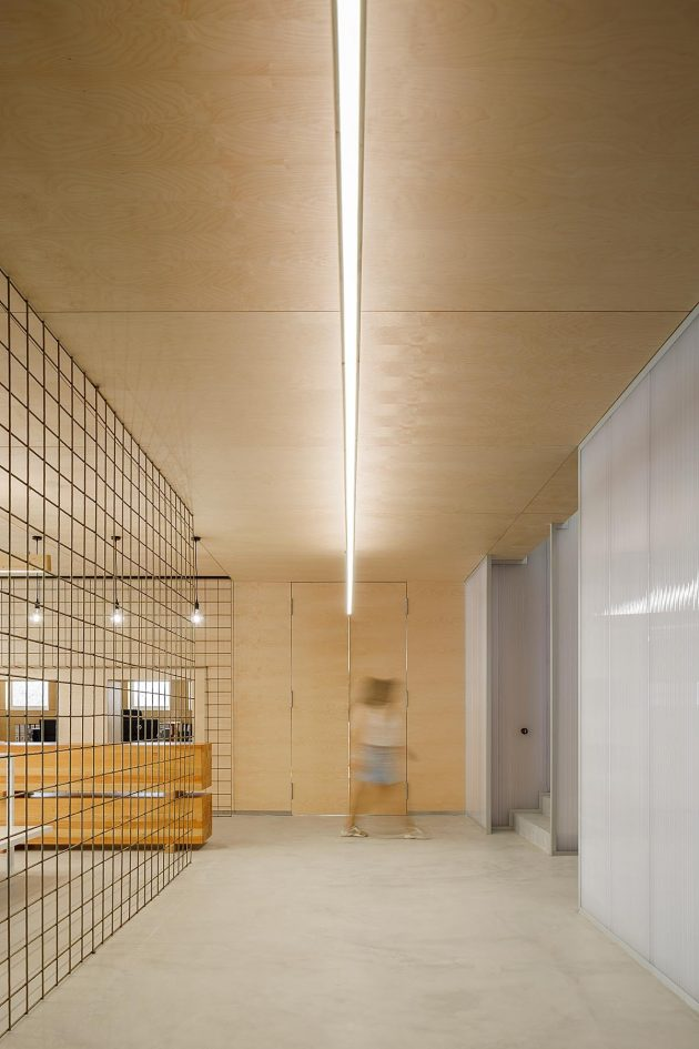 Warehouse Morinha by stu.dere in Amarante, Portugal