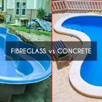 Fibreglass Vs Concrete – Everything You Need to Know