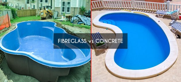 Fibreglass Vs Concrete - Everything You Need to Know