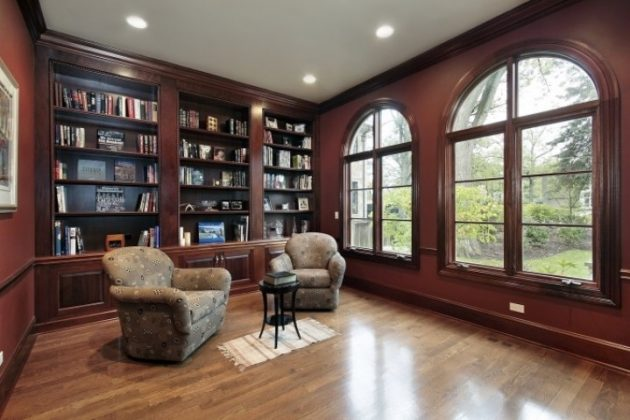 How to Spruce Up Your Reading Room?