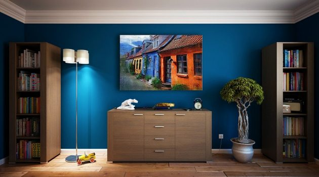 4 Unexpected Ways to Add Fine Art to Your Home