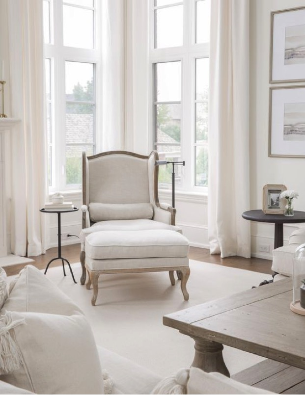 White Color For Your Interior Design