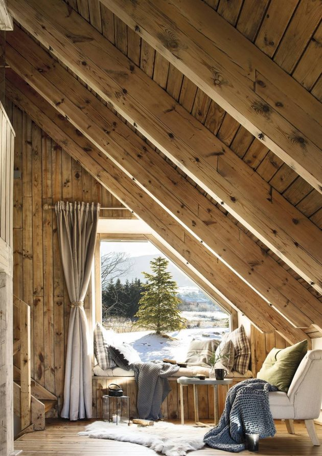 The Best Rustic, Mountain Houses You'll Ever See (Part I)