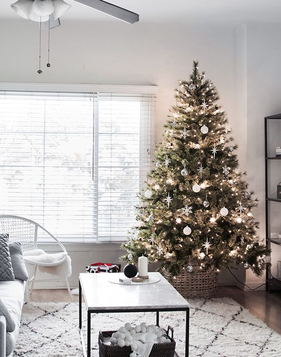 The Best Christmas Trees Seen on Pinterest for Inspiration