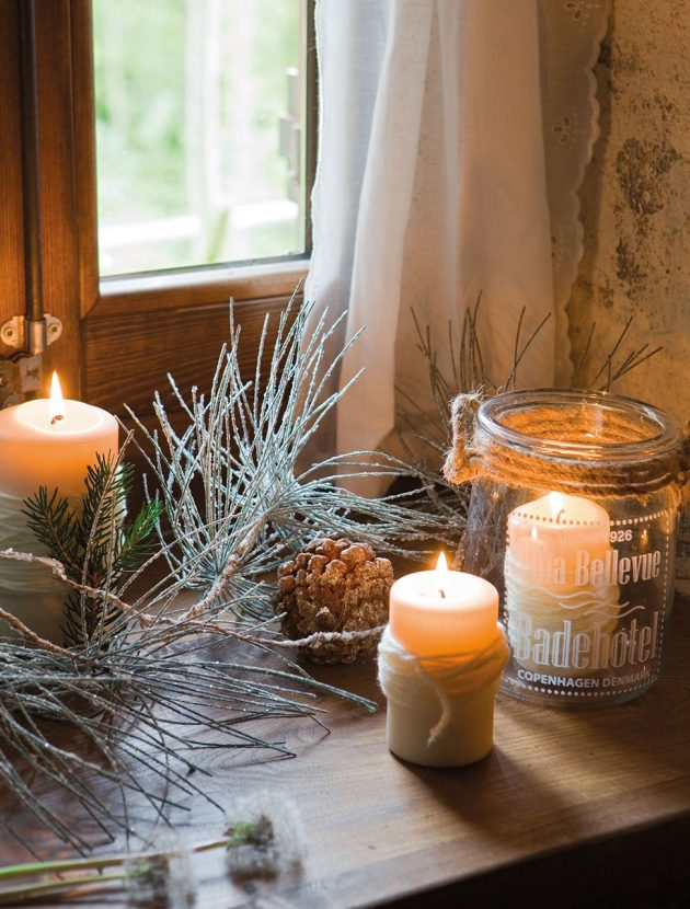 A Nordic-Style Christmas in The Mountains