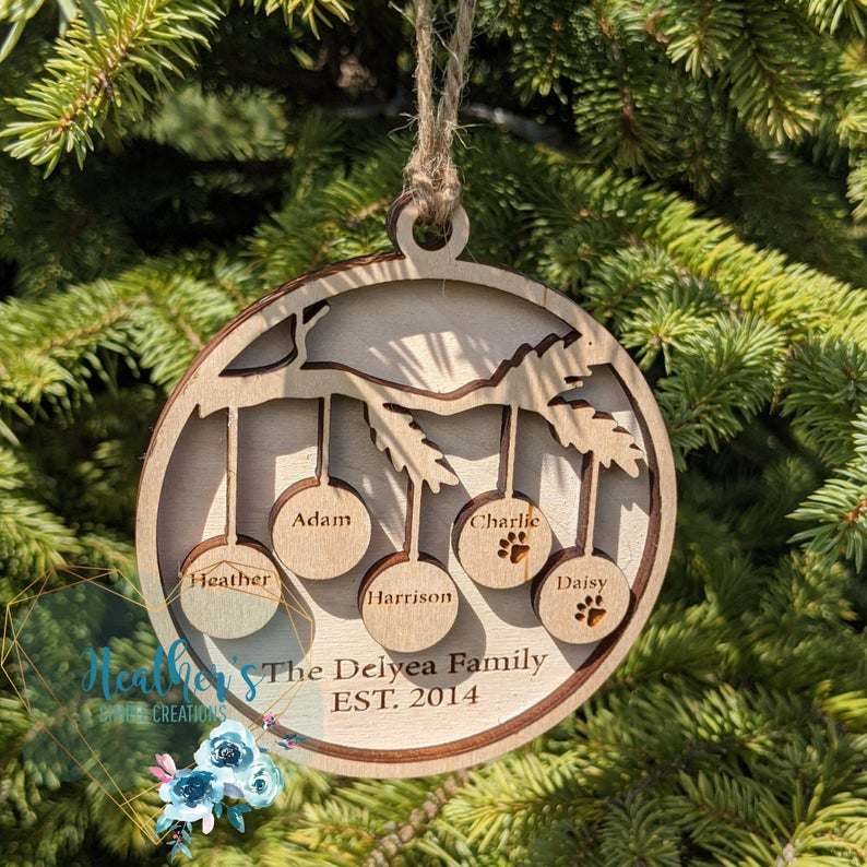 15 Fantastic Christmas Ornaments That Are Also Great Gift Ideas