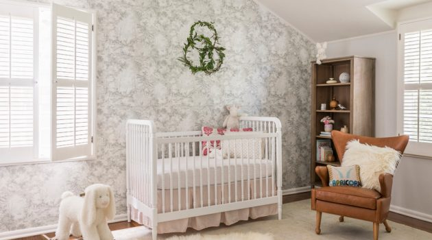 16 Adorable Traditional Nursery Interior Designs