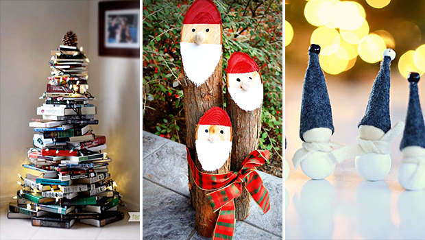 16 Beautiful DIY Christmas Decorations You Must Make