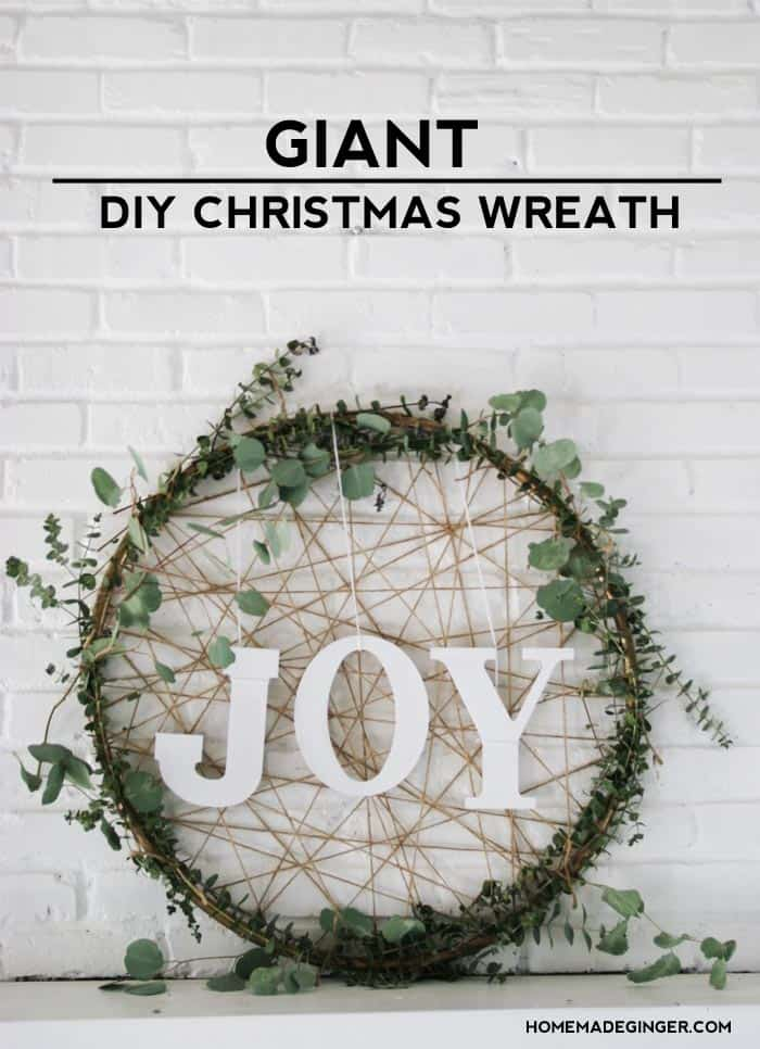 17 Lovely DIY Christmas Decor Ideas That Will Cheer Your Home Up