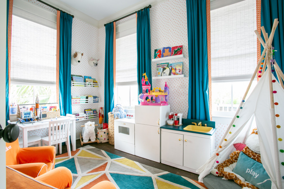 17 Sweet Traditional Kids' Room Interiors The Kids Will Adore