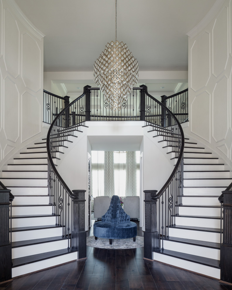 18 Stupendous Traditional Staircase Designs With A Classic Look
