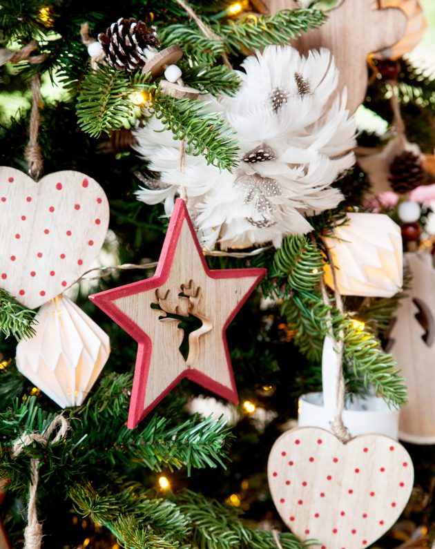 The Greenest Christmas: Natural Decorations With a Lot of Charm